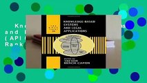 Knowledge-based Systems and Legal Applications (APIC)  Best Sellers Rank : #1