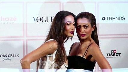 Alia Bhatt, Sara Ali, Shahid, Sunny, Malaika & Others At Red Carpet Of 'Vogue Beauty Awards 2019'