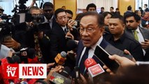 Anwar says last minute invitation prevented him from attending Malay Dignity Congress