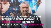 Luc Besson accusé de viol : l'enquête rouverte, il sort du silence