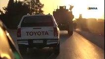 """شاهد انسحاب القوات الأمريكية من مناطق ميليشيا """"الوحدات الكردية"""" شمال سوريا (فيديو)"""