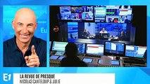 """Emmanuel Macron a décidé de maintenir Christophe Castaner à ses fonctions : """"C'est ça ou je rappelais Gérard Collomb !"""""""