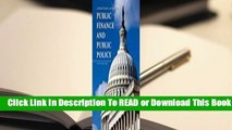 [Read] Public Finance and Public Policy  For Kindle