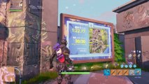 Fortnite the combine time 1 mins 22 secs on PS4 with controller (my best time 1 mins 18 secs)