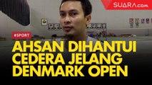 Mohammad Ahsan Dihantui Cedera Jelang Denmark Open 2019