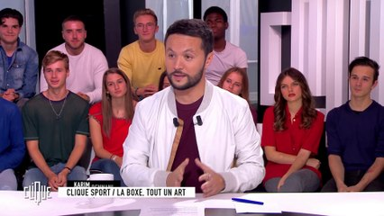 Karim Bennani : La boxe, tout un art ! - Clique - CANAL+