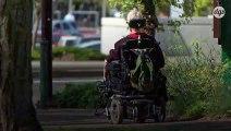Piloté par la pensée un exosquelette a permis à ce patient tétraplégique de remarcher