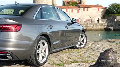 Essai – Audi A4 restylée (2019) : le choix rationnel