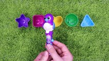 Learn shapes with Marvel Disney pop up toys and lovely shape blocks!