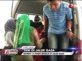13 Tahun Bekerja di Jalur Gaza, TKW Pulang ke Indonesia