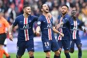 Paris Saint-Germain - Angers : L'inside