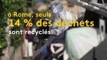 Italie : à Rome, recyclez pour voyager gratuitement