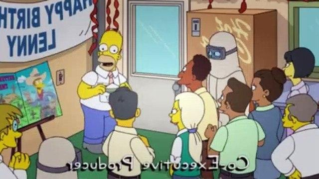 The Simpsons Season 31 Episode 2 Go Big or Go Homer