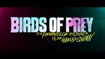 Birds of Prey et la fantabuleuse histoire de Harley Quinn - Bande Annonce VF