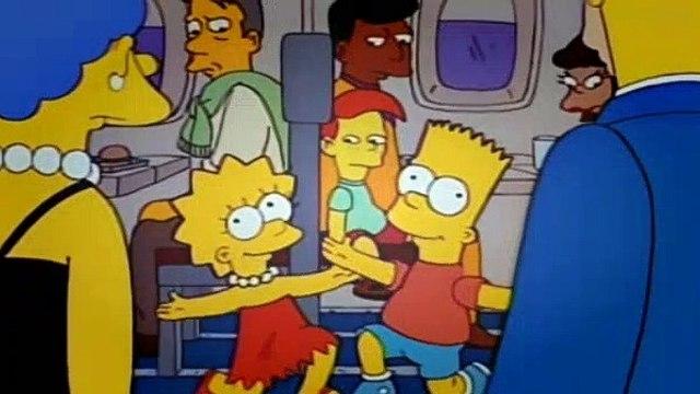 The Simpsons Season 9 Episode 25 - Natural Born Kissers