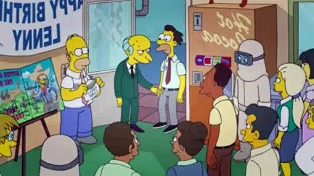 The Simpsons Season 31 Episode 2 Go Big or Go Homer - The Simpsons S31E02