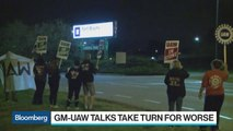 UAW Claims GM Talks Have 'Taken a Turn for the Worse'
