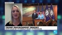 Trump Impeachment Inquiry: Trump Under Fire for Pressuring Ukraine to Probe Rival