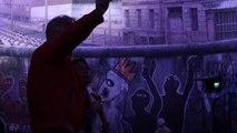 Panoramas du Mur de Berlin, il y a 30 ans