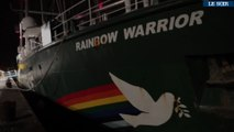 En mer, avec Greenpeace sur le Rainbow Warrior
