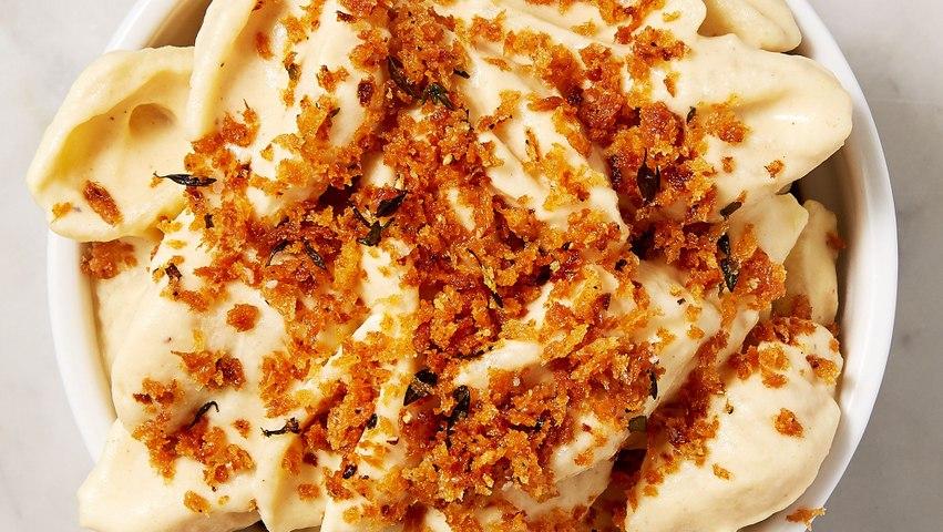 This Vegan Mac & Cheese Is Shockingly Good