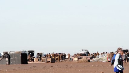 World on Fire filming on St Anne's beach