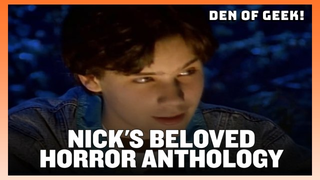Are You Afraid Of The Dark: Nickelodeon's Beloved Horror Anthology