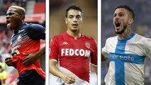 Ligue 1 : les tops du mercato partie 1