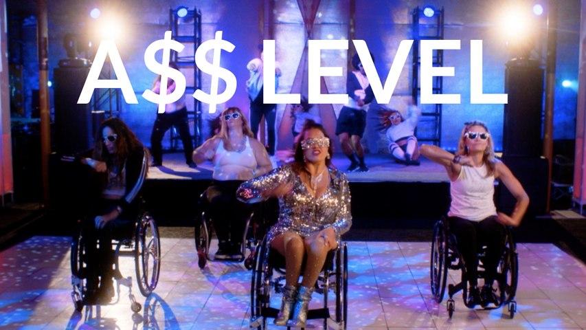 A$$ LEVEL - Comedic Music Video by Santina Muha