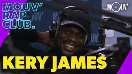 """KERY JAMES : """"Nekfeu a été pressenti pour un rôle dans Banlieusards"""""""