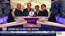 Guerre des clans chez Nissan - 07/10