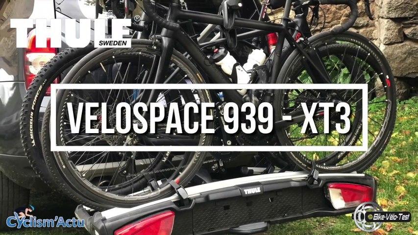 Bike Vélo Test - Cyclism'Actu a testé le porte-vélos Thule XT3