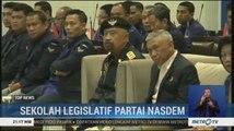 402 Anggota DPRD Kabupaten/Kota Ikuti Sekolah Legislatif Keempat Partai NasDem