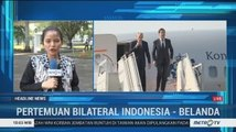 Bahas Kerja Sama Strategis, PM Belanda Temui Jokowi di Istana