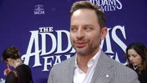 'The Addams Family' Premiere: Nick Kroll