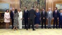 La Reina Letizia vuelve a apostar por el animal print