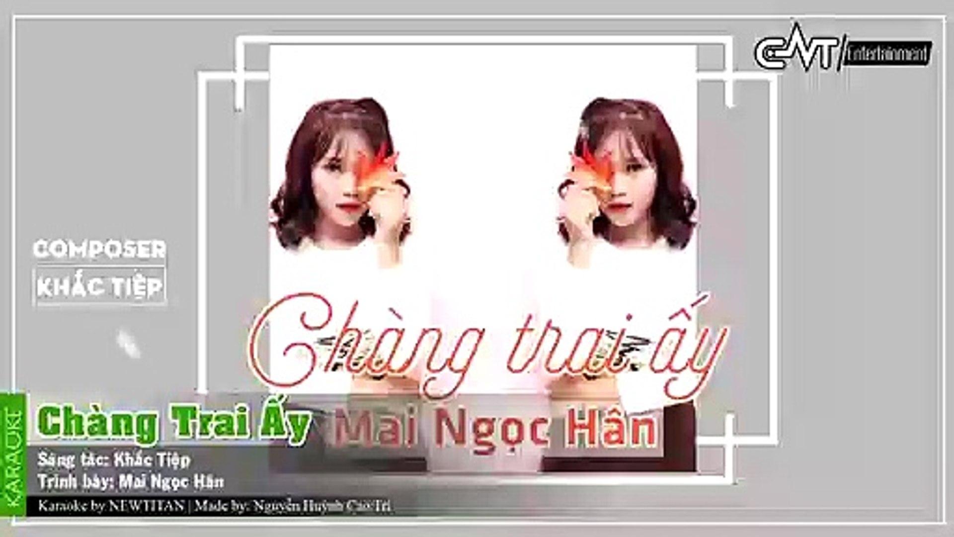 [Karaoke] Chàng Trai Ấy - Mai Ngọc Hân [Beat]