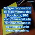 """La commune des Bouchoux dit """"non"""" aux Linky"""