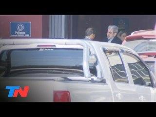 Liberan a Cristóbal López y a Fabián De Sousa: Aníbal Fernández los fue a buscar