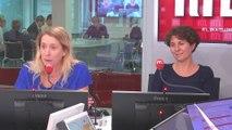 """Andréa Bescond sur RTL : """"Une mère en furie t'accuse d'avoir bousculé son fils, elle te gifle"""""""