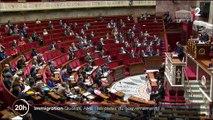 Immigration : le gouvernement lance des pistes de réflexion et évoque les quotas