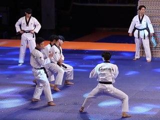 Beeindruckend: Die coolsten Taekwondo-Künste, die du je gesehen hast