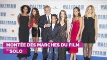"""Luc Besson regrette avoir """"trahi"""" sa femme et ses enfants, Angelina Jolie sublime dans une robe Givenchy : toute l'actu du 7 octobre"""