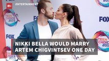 Nikki Bella Is Falling For Artem Chigvintsev