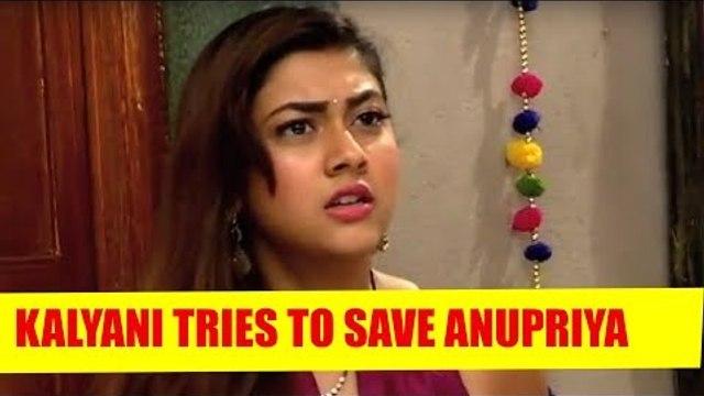 Tujse Hai Raabta: Kalyani tries to save Anupriya