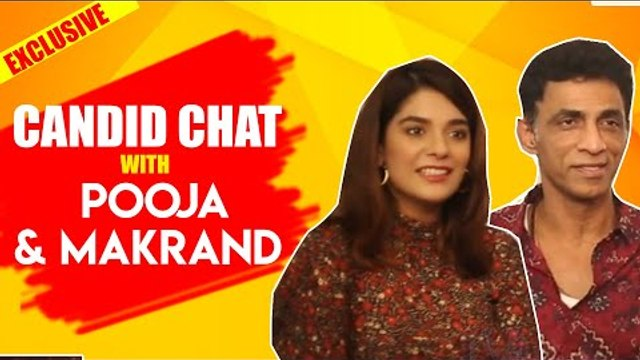 Exclusive: Pooja Gor and Makrand Deshpande exclusive on IWMBuzz to promote State Vs Nanavati