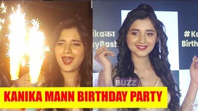 Sneak peek of Guddan alias Kanika Mann's birthday party