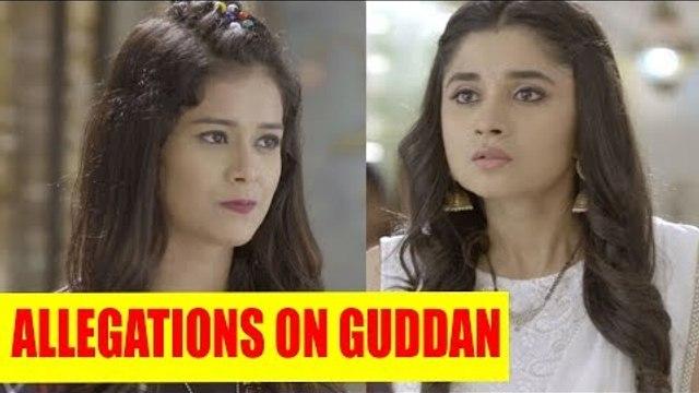 Guddan Tumse Na Ho Payega: Drunken Alisha to put allegations on Guddan