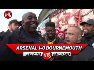 Arsenal 1-0 Bournemouth | Pepe Isn't Worth £72m & Ozil Is FINISHED! (Sonny)