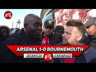 Arsenal 1-0 Bournemouth | I Love Ozil But He Is Finished At This Club! (Graham)